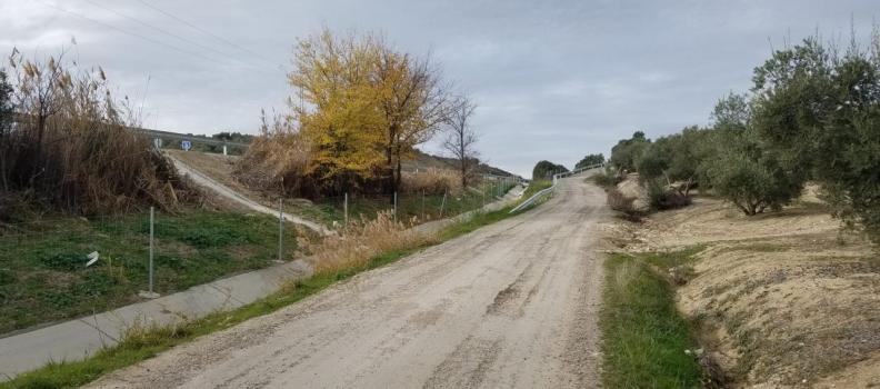 Agricultores de Úbeda y pueblos vecinos se quejan de la falta de accesos a la ciudad tras la terminación de la autovía A-32