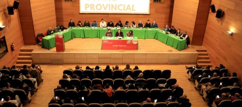 Reyes reitera el apoyo del PSOE a las movilizaciones convocadas por el sector del aceite de oliva