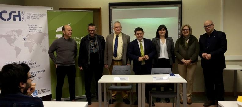 La Diputación y la Caja Rural de Jaén convierten a sumilleres en expertos en AOVE a través de un curso