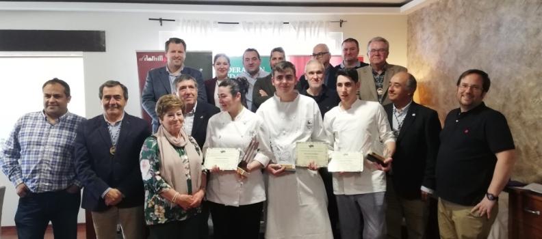 Yolanda Astorga gana el V Concurso Andaluz de Jóvenes Cocineros