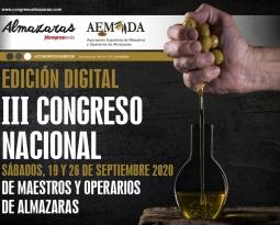 Comienza el Congreso Nacional de Maestros de Almazara con 450 inscritos