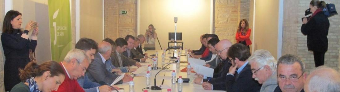 El Consejo Provincial del Aceite analiza las consecuencias por el descenso de cosecha en Jaén