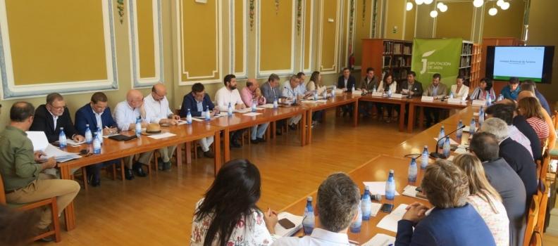 El Consejo Provincial de Turismo aborda la Fiesta del Primer Aceite de Jaén