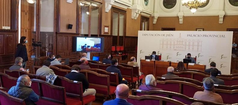 Reyes valora la PAC aprobada y apuesta por que Jaén juegue un papel relevante en el reparto de las ayudas