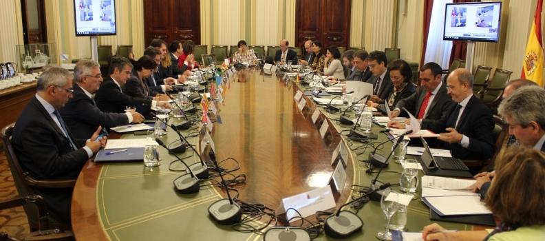 Agricultura y las CCAA abordan las negociaciones de la PAC y la Ley de representatividad de las organizaciones profesionales