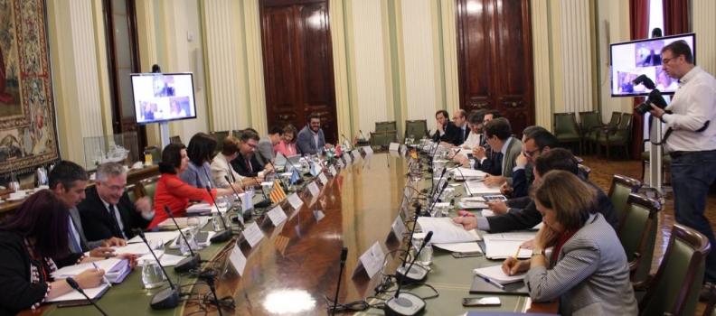 Sánchez Haro reitera su rechazo al recorte del 16% en la PAC y reclama invertir en regadíos para combatir el despoblamiento