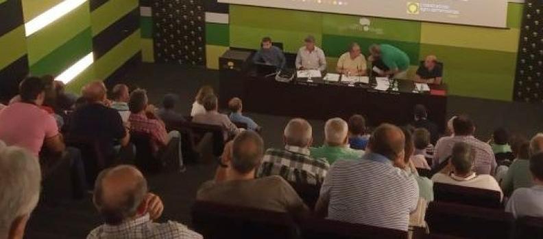 Cooperativas Agro-alimentarias de Andalucía también se suma a la manifestración del 10 de octubre en Madrid