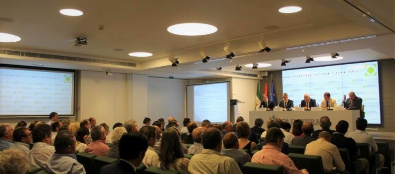 Juan Rafael Leal continúa al frente de Cooperativas Agro-alimentarias de Andalucía, que crece hasta los 9.437 millones de euros en 2018