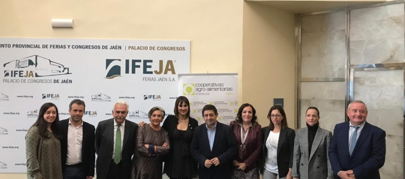 La Asociación de Mujeres de Cooperativas                          Agro-alimentarias se presenta en Jaén con la participación de Irene Villa