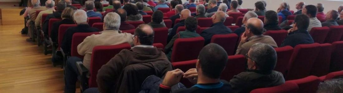 Un centenar de cooperativas aclaran dudas sobre la inminente licitación del almacenamiento privado de aceite de oliva