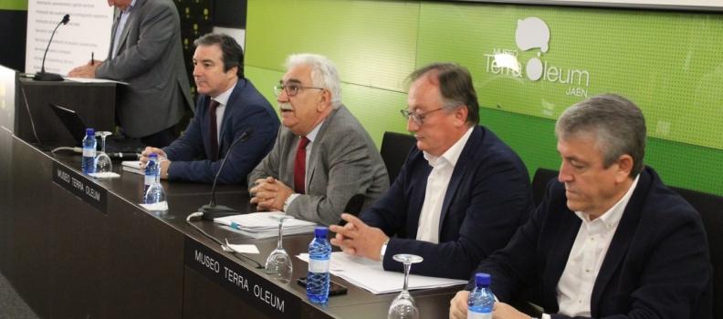 Higinio Castellano revalida el cargo de presidente de  Cooperativas Agro-alimentarias Jaén