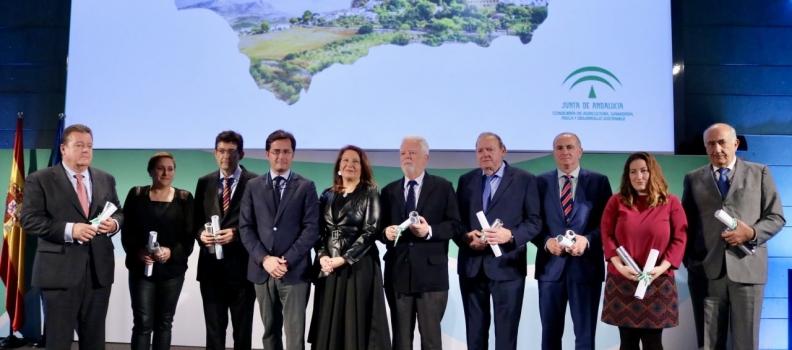 """Carmen Crespo resalta """"la excelencia"""" que representan los galardonados con los XIV Premios Agricultura y Pesca"""