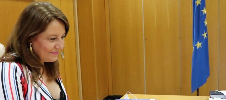 La Junta apuesta por colaborar con el sector privado para impulsar la economía circular