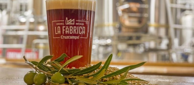 Cruzcampo crea la primera cerveza con cebada cultivada en olivares de Jaén