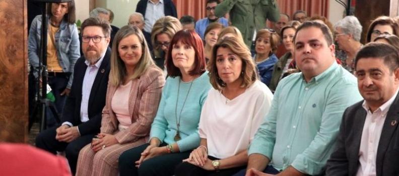 Susana Díaz defiende el «papel fundamental» de la mujer rural