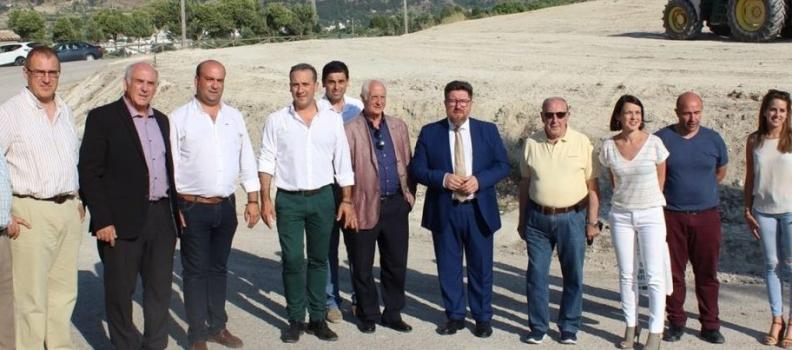 La Junta concede una ayuda de 1,4 millones de euros para la modernización de las instalaciones de Aceites Cazorla