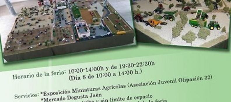 El Consejo Regulador de la DOP Sierra de Cazorla colabora en la VI Feria Multisectorial de Peal de Becerro