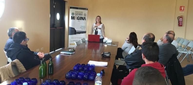 La cooperativa San Sebastián y la DO Sierra Mágina organizan unas jornadas en La Guardia sobre el AOVE