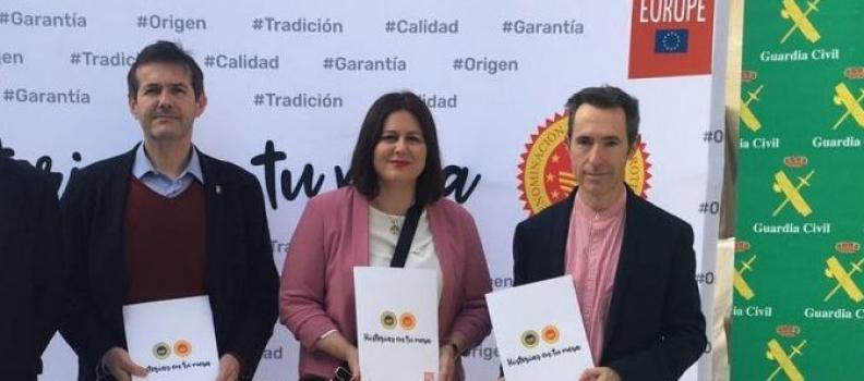 La DO Sierra Mágina participa en la clausura de la campaña «Historias en tu mesa»