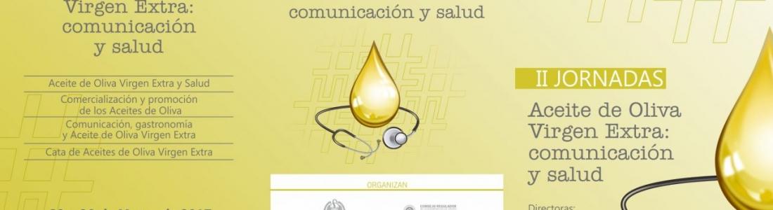 La DO Sierra Mágina organiza en la Universidad Complutense las II Jornadas sobre Aceite de Oliva: Comunicación y Salud