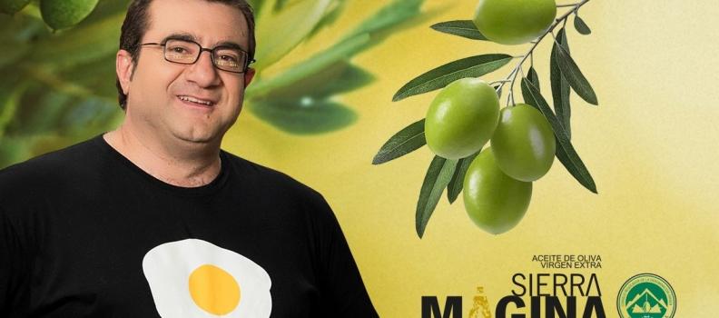 Taller de cocina de Sergio Fernández con platos especialmente dedicados al AOVE de Sierra Mágina