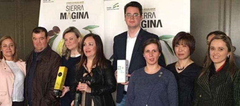 Dominus, Oro de Cánava y Señorío de Mesía Ecológico, premios Alcuza 2020 de la DO Sierra Mágina