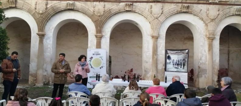 Una cata de AOVE de Mágina celebra el aniversario de la visita de Alfonso XIII a Garciez