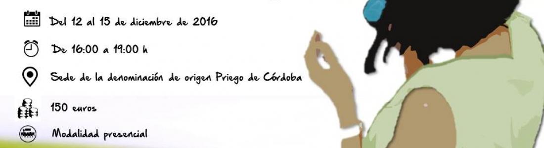 La DOP Priego de Córdoba organiza una nueva edición del curso de análisis sensorial