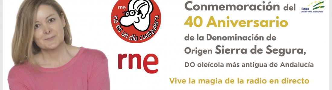 """El programa """"No es un día cualquiera"""" se emitirá desde La Puerta para reconocer los 40 años de la DOP Sierra de Segura"""
