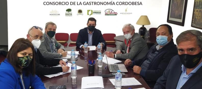 Constituido el Consorcio de la Gastronomía Cordobesa