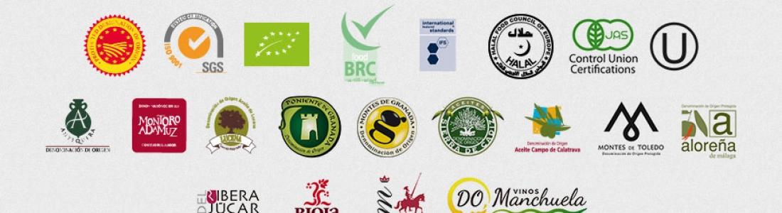 Dcoop cuenta con 21 certificaciones de calidad agroalimentarias