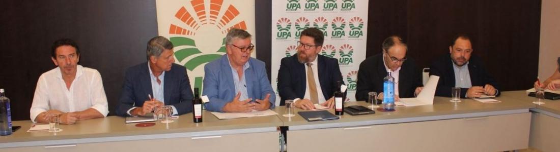 Sánchez Haro resalta que la campaña oleícola, con más de 950.000 toneladas en Andalucía, ha sido «mejor de lo esperado»