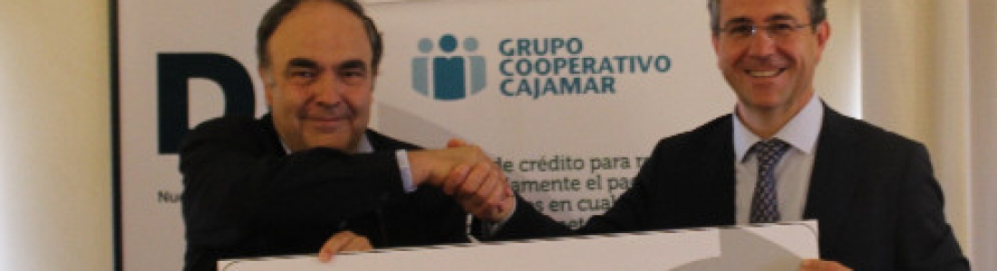 Cajamar gestionará la nueva Tarjeta Cooperativistas Dcoop