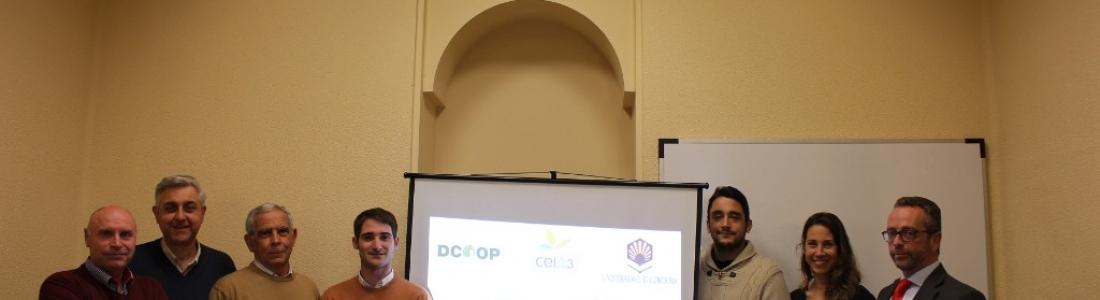 Dcoop participa en un proyecto para diseñar una herramienta digital para una planificación fitosanitaria sostenible en olivar