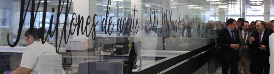 Dcoop entrega los XXII Premios a la Calidad e inaugura laboratorio de aceites y central láctea