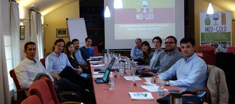 Dcoop celebra un Grupo Focal para evaluar la herramienta para el olivar diseñada por MED-GOLD