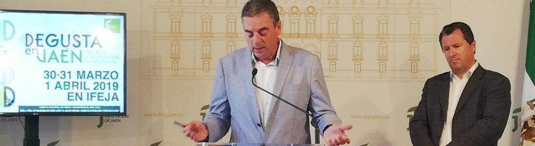 Más de 60 empresas agroalimentarias estarán en  «Degusta en Jaén», el I Salón de la Gastronomía y la Alimentación