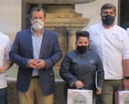 Una docena de restaurantes participarán del 1 al 11 de octubre en las I Jornadas Gastronómicas Degusta en Jaén