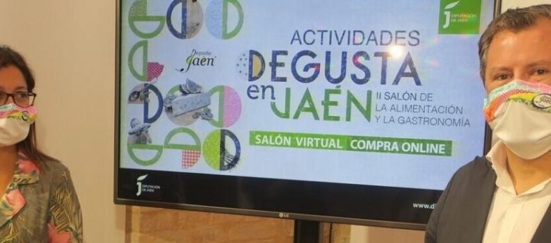 """Unas jornadas gastronómicas y un encuentro profesional iniciarán las actividades del II Salón """"Degusta en Jaén"""""""