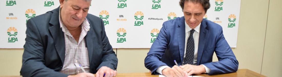 Deoleo y la UPA firman un acuerdo para reforzar la calidad y la trazabilidad en el aceite de oliva