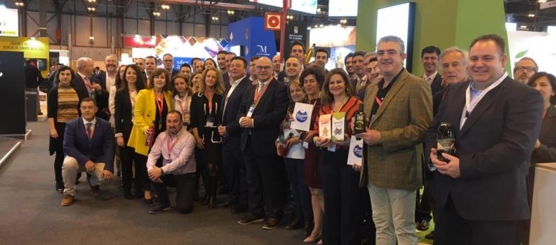 Más de 50 empresas agroalimentarias jiennenses venden sus productos en el Salón de Gourmets de la mano de la Diputación