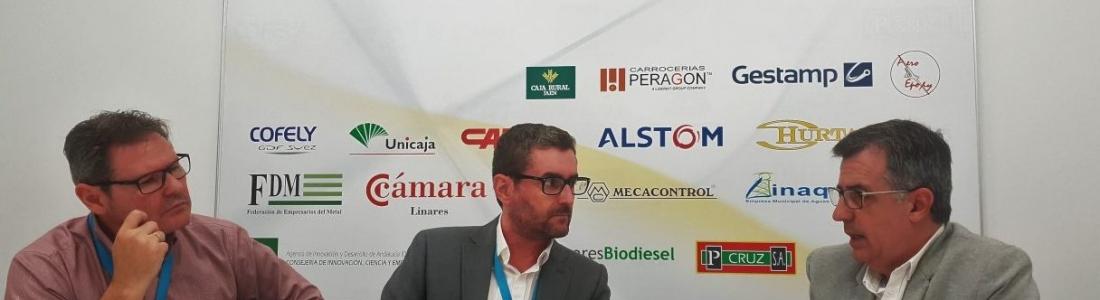 La empresa Elaia Zait y Cetemet se alían para desarrollar utensilios domésticos que permitan una mejor conservación del aceite de oliva