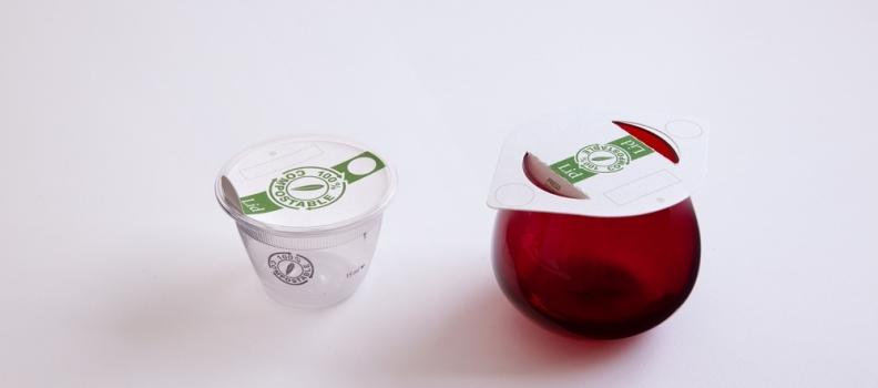 Elaia Zait lanza al mercado una línea de producto con las tapas compostables para las copas y vasos para la cata de aceite de oliva