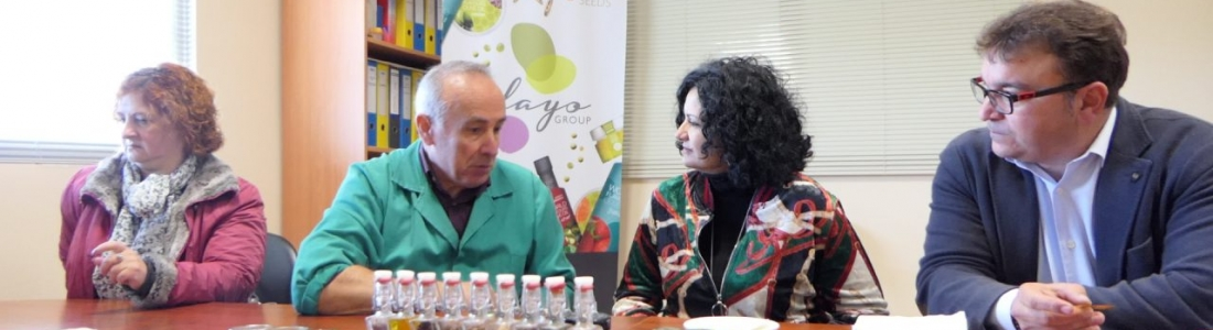 """La Junta destaca la apuesta de """"Elayo"""" por impulsar el mejor aceite de oliva a través de la innovación y la diversificación"""