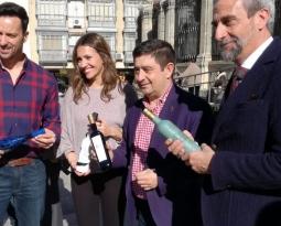 La Diputación de Jaén respalda la serie de Canal Sur Entreolivos