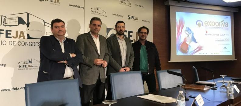 Expoliva vincula su imagen de marca con tres empresas referentes del sector oleícola en el ámbito internacional