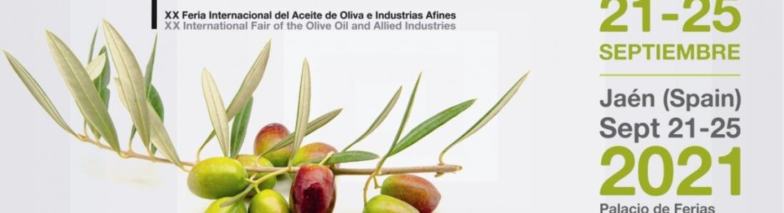 Ferias Jaén pospone de mayo a septiembre la celebración de Expoliva 2021 y programa cinco jornadas de feria