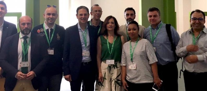 Extenda organiza en Expoliva 70 reuniones comerciales entre empresas andaluzas y ocho invitados internacionales