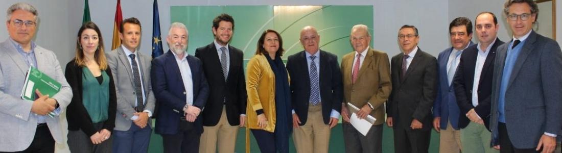Carmen Crespo expone a Feragua las líneas maestras de su gestión hídrica y la necesidad de un Pacto del Agua