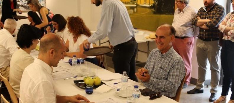 Un total de 48 aceites participan en el VI Concurso a la calidad del aceite de oliva virgen extra de Fercam